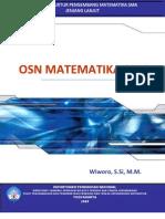 OSN Matematika SMA (Lanjut)