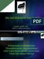 Islam Sebagai Mabda
