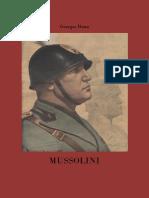 Biografia di Mussolini - George Roux