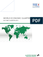 Lloyds World Economic Quarterly 2Q2011