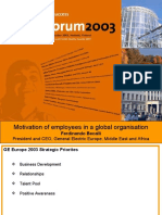 EFQM Forum 2003