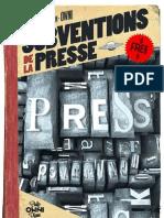 Subventions de la Presse