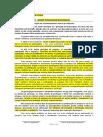 Modelo de Termo de Consentimento Livre e Esclarecido - TCLE