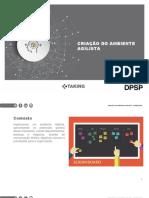 Metodologia para criacao de ambiente Agilista - 2020