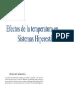 Tensiones Normales en Sistemas Hiperestáticos