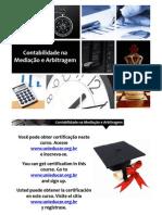 Curso online Contabilidade na Mediação e Arbitragem