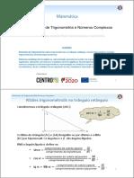 AULA 1 Cap1_Cap2_Trigonometria-Complexos_Centro 2020
