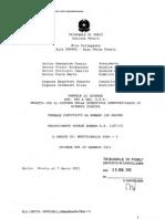 Processo Forli Antonveneta Udienza 24.01.2011 1parte