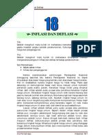 Modul 8 Inflasi dan Deflasi