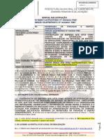 Edital - Pregão Eletrônico 034 - Pl 069 - Agente de Integração - Estágios