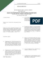 Animais - Legislacao Europeia - 2011/04 - Reg nº 342 - QUALI.PT