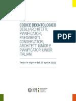 Cnappc Codice-Deontologico 30-04-2021