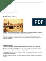 History of Kaaba.