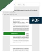 (PDF) Explorando Novas Possibilidades- Um Novo Currículo Para o Curso de Arquitetura e Urbanismo | Fabrício Godoi - Academia.edu