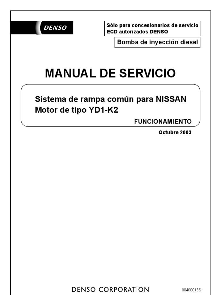 Nissan Yd25 Engine Manual Pdf Td27