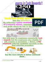 Employee referral scheme - cite hr