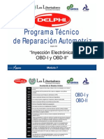 inyeccion electronica obd i - obd ii