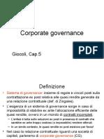 Corporate governance-1