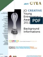 JCI Creative Young Entrepreneur Award 2011