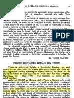 PRINTRE PRIZONIERII ROMANI DIN TIMOC IN 1944