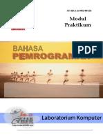 15. Modul Bahasa Pemrograman (Java)
