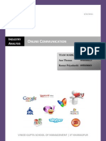 Online Communication - Industry Analysis