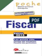 Béatrice Et Francis Grandguillot - Fiscal 2015