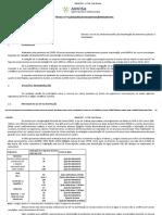 ANVISA Nota tec 82-2020 UV para desinfecção