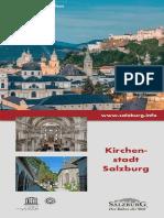 Kirchenstadt Salzburg