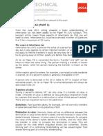 article Inheritance tax - Part 1