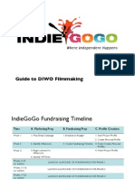 IndieGoGo's Guide To DIWO Filmmaking