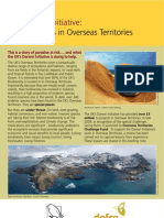 The Darwin Initiative - Achievements in Overseas Territories