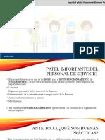 GUÍA DE BUENAS PRÁCTICAS - SERVICIOS GENERALES