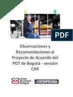 observacionesyrecomendacionesPOTbogota_versionCAR