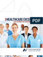 Healthcare Excellence-Case Studies of Lean Six Sigma Success