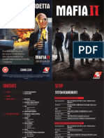 MAFIA II PC DOWNLOAD MANUAL ENG