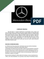 Company Profile Mercedes