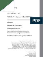 Manual de Orientação Eleitoral 2010