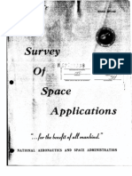 A Survey of Space Applications