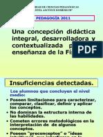 CURSO ENSEÑANZA DE LA FÍSICA formación de conceptos, tareas docentes, metodología de la solución de problemas