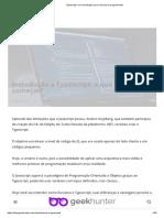 Typescript_ uma introdução para você já sair programando