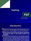 1.Staffing