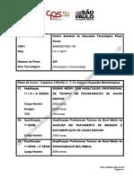 Programação de Jogos Digitais - 339_MTec Novotec Integrado_1ª 2ª 3ª Séries