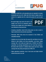 FMCG Sector Report[1]