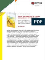 Gabriel García Márquez. El caribe y los espejismos de la modernidad