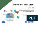 Amod Amod-308 Trabajofinal