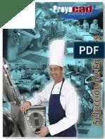Listado Equipos de Cocina