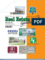 Northeast Indiana Real Estate Guide - April 2011