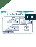 lipid classification