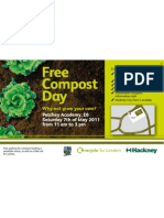 Hackney Free Compost Day